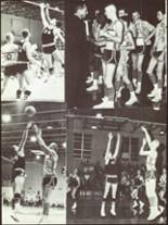 1966 Hale Center High School Yearbook Page 88 & 89