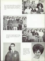 1966 Hale Center High School Yearbook Page 100 & 101