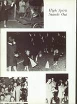 1966 Hale Center High School Yearbook Page 112 & 113