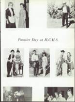 1966 Hale Center High School Yearbook Page 116 & 117