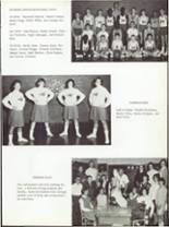 1966 Hale Center High School Yearbook Page 130 & 131