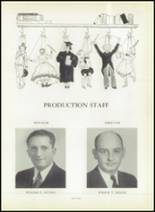 1942 Corning Free Academy Yearbook Page 16 & 17