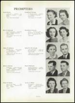 1942 Corning Free Academy Yearbook Page 20 & 21