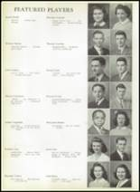 1942 Corning Free Academy Yearbook Page 24 & 25