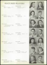 1942 Corning Free Academy Yearbook Page 26 & 27