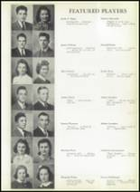 1942 Corning Free Academy Yearbook Page 28 & 29