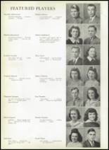 1942 Corning Free Academy Yearbook Page 30 & 31