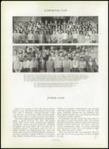1942 Corning Free Academy Yearbook Page 36 & 37