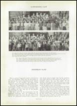 1942 Corning Free Academy Yearbook Page 38 & 39