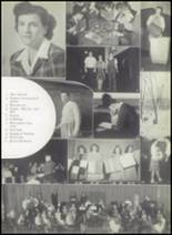 1942 Corning Free Academy Yearbook Page 40 & 41