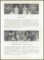 1942 Corning Free Academy Yearbook Page 58 & 59