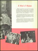 1952 North Huntington High School Yearbook Page 12 & 13