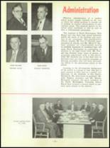 1952 North Huntington High School Yearbook Page 16 & 17