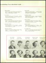 1952 North Huntington High School Yearbook Page 18 & 19