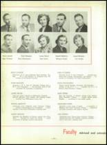 1952 North Huntington High School Yearbook Page 22 & 23
