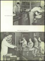 1952 North Huntington High School Yearbook Page 26 & 27