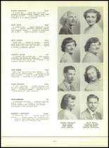 1952 North Huntington High School Yearbook Page 30 & 31