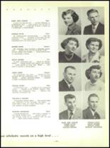 1952 North Huntington High School Yearbook Page 32 & 33