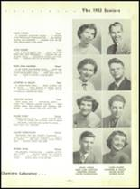1952 North Huntington High School Yearbook Page 34 & 35