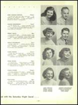 1952 North Huntington High School Yearbook Page 36 & 37