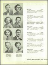 1952 North Huntington High School Yearbook Page 38 & 39