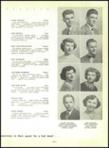 1952 North Huntington High School Yearbook Page 40 & 41