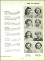 1952 North Huntington High School Yearbook Page 42 & 43