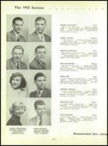 1952 North Huntington High School Yearbook Page 44 & 45