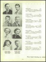 1952 North Huntington High School Yearbook Page 46 & 47