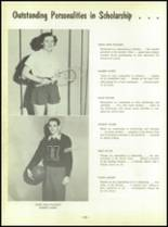 1952 North Huntington High School Yearbook Page 50 & 51
