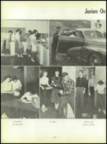 1952 North Huntington High School Yearbook Page 54 & 55