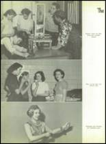 1952 North Huntington High School Yearbook Page 58 & 59