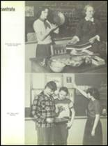 1952 North Huntington High School Yearbook Page 62 & 63