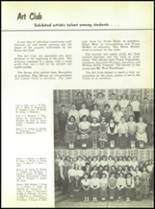 1952 North Huntington High School Yearbook Page 78 & 79