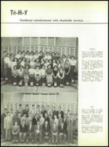 1952 North Huntington High School Yearbook Page 80 & 81
