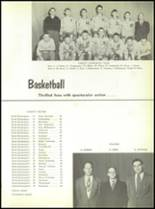1952 North Huntington High School Yearbook Page 98 & 99