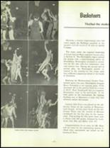 1952 North Huntington High School Yearbook Page 100 & 101