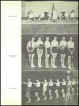 1952 North Huntington High School Yearbook Page 106 & 107