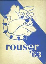 1963 Yearbook Riverside - Brookfield High School