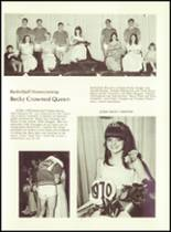 1970 Scott High School Yearbook Page 10 & 11