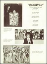 1970 Scott High School Yearbook Page 14 & 15