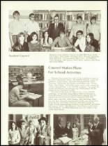 1970 Scott High School Yearbook Page 20 & 21