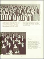 1970 Scott High School Yearbook Page 22 & 23