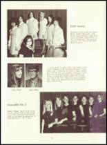 1970 Scott High School Yearbook Page 24 & 25