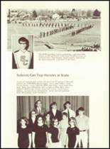 1970 Scott High School Yearbook Page 26 & 27