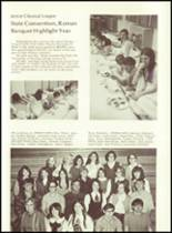 1970 Scott High School Yearbook Page 30 & 31