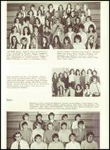 1970 Scott High School Yearbook Page 34 & 35