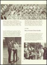 1970 Scott High School Yearbook Page 36 & 37