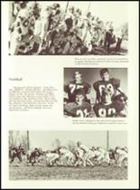 1970 Scott High School Yearbook Page 40 & 41