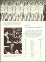 1970 Scott High School Yearbook Page 44 & 45